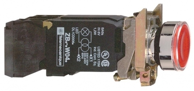 КНОПКА XB4BW3445   Schneider Electric цена, купить