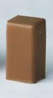 Заглушка торцевая LM 22x10 коричневая 00580B DKC, цена, купить