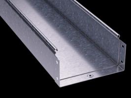 Лоток неперфорированный 500х100 L3000 сталь 1.2мм ДКС 3510612 DKC (ДКС) толщина листовой цена, купить