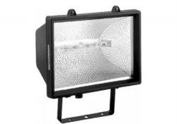 Прожектор ИО1000 галогенный черный IP54 SQ0301-0006 TDM