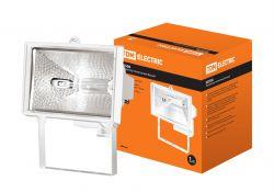 Прожектор ИО500 галогенный белый IP54 SQ0301-0003 TDM