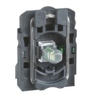 КНОПКА С ПОДСВЕТКОЙ 120В ZB5AW0G52   Schneider Electric цена, купить