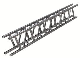 Боковая часть опорной конструкции (опоры эстакады) 2450 мм BTL2025HDZ DKC, цена, купить