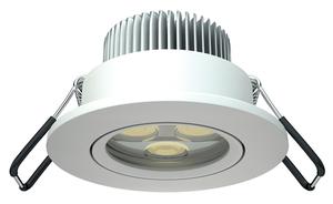 Светильник аварийный DL SMALL 2021-5 LED WH 4501007350