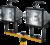 Прожектор 94 607 NFL-T2H2-500-R7s/BLY 500Вт R7s IP54 (ИО черн./жел.) Navigator 94607
