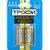 Батарейка 1.5В 44.6мм мизинчиковая aaa/am 4 lr03 щелочная марганцевая (алкалиновая) ТРОФИ Б0015135