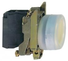 КНОПКА 22ММ ЖЕЛТАЯ | XB4BP51 Schneider Electric силикон цена, купить