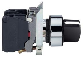 Переключатель 3-х поз. 2НО с возвр. SchE XB4BD53 Schneider Electric 3 купить в Москве по низкой цене