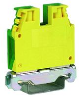 Зажим для заземления TEC.10/O желто-зеленый 10 кв.мм ZTO510-RET DKC, цена, купить