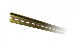 DIN-рейка перфорированная 300 мм EKF PROxima | adr-30 купить по оптовой цене