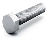 Болт М10х45 полнонарезной | БМ1045ПНк OSTEC купить по оптовой цене