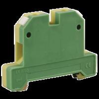 Клемма зажимная 4-6 мм.кв* (JXB-50-земля) (ЗНИ-6 PEN -6мм2) (YZN20-006-K52) ИЭК IEK (ИЭК) купить по оптовой цене