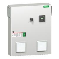 Установка конденсаторная VarSet 200 кВАр автоматический выключатель ввод сверху VLVAW3N03512AK Schneider Electric, цена, купить