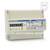 Счетчик электроэнергии ЦЭ6803В 1 230В 5-60А 3ф.4пр. М7 Р31 трехфазный однотарифный, 5(60), кл.точ. 1.0, D, ЭМОУ 101003000000000 Энергомера, цена, купить