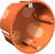 Коробка монтажная для полых стен d68мм H35мм HG 60-35 MW OBO 2003603 Bettermann