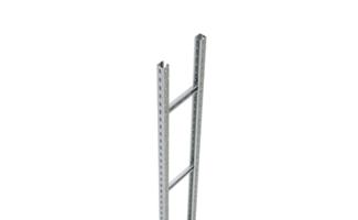 Вертикальная лестница 400, L 3м, горячий цинк UVC304HDZ DKC, цена, купить
