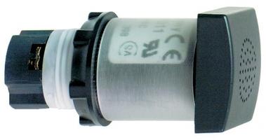 Звонок 80дБ 230-240B 50Гц непрерывный или прерывистый звук Schneider Electric XB5KSM 85ДБ 22ММ Сирена купить в Москве по низкой цене