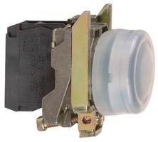 КНОПКА 22ММ ЧЕРНАЯ XB4BP21 | Schneider Electric без фикс 1НО подсветки купить в Москве по низкой цене