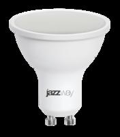 Лампа светодиодная LED 7Вт GU10 220В 3000К PLED- SP отражатель (рефлектор) | 1033550 Jazzway 230V/50Hz теплый бел 520лм купить в Москве по низкой цене
