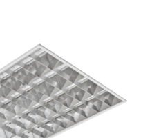 Светильник люминесцентный ЛВО-10-4х18-021 1110418021 Ардатовский СТЗ, цена, купить