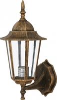 Светильник 4101 (НБУ 60Вт) 60Вт E27 IP43 улично-садовый бронза Camelion 5640 купить в Москве по низкой цене