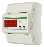 Реле контроля напряжения CP-722 (50-450В 75А 4.5мод монтаж DIN-рейке)(аналог УЗМ) F&F EA04.009.009 Евроавтоматика ФиФ купить в Москве по низкой цене