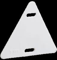 Бирка кабельная У-136 треугольник 55х55х55 мм UZMA-BIK-Y136-T IEK, цена, купить