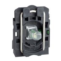 КНОПКА С ПОДСВЕТКОЙ 120В ZB5AW0G51 | Schneider Electric цена, купить