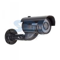 Муляж камеры уличной, цилиндрическая (черная) REXANT 45-0250 купить по оптовой цене