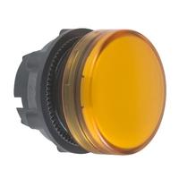 ГОЛОВКА СИГН. ЛАМПЫ 22ММ ЖЕЛТАЯ ZB5AV053 | Schneider Electric цена, купить