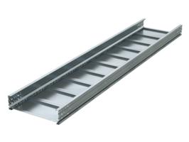 Лоток неперфорированный 500х150х3000х2мм, лонжерон   UNH355 DKC (ДКС) листовой 150х500 2 мм L3000 сталь 2мм тяжелый цена, купить