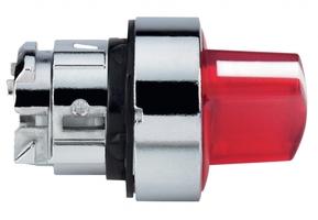 Головка красная для переключателя с ручкой 2П Schneider Electric ZB4BK1243 22мм купить в Москве по низкой цене