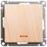 Механизм переключателя 1-кл. W59 с подсвет. 10АХ сосна SchE VS610-157-7-86 Schneider Electric купить по оптовой цене