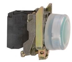 Кнопка зеленая возвратная без фиксации 22мм 600В 1но Schneider Electric XB4BP31 подсветки купить в Москве по низкой цене