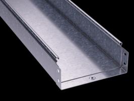 Лоток неперфорированный 80х80 L3000 сталь 1.5мм ДКС 3506115 DKC (ДКС) толщина листовой купить в Москве по низкой цене