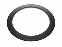 Кольцо резиновое уплотнительное для двустенной трубы, д.160мм 16160 DKC (ДКС) купить по оптовой цене