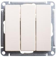 Механизм выключателя 3-кл. СП W59 10А IP20 10АХ сл. кость SchE VS0510-351-2-86 Schneider Electric купить по оптовой цене