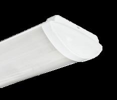 АСТЗ Светильник ЛПО46 Luxe T8 G13 2х36 с ЭмПРА IP20 1235x191x72 рассеиватель прозрач. 1056236004 (Ардатовский светотехнический завод) Поликарбонат купить по оптовой цене