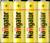 Элемент питания 94 759 NBT-NS-R6-SH4 (шринка 4шт) Navigator 4607136947597
