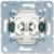 Выключатель 10AX 250V двухполюсный (502U) JUNG