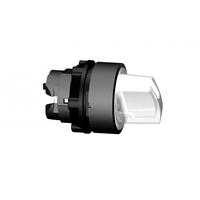ГОЛОВКА ДЛЯ ПЕРЕКЛЮЧАТЕЛЯ 22ММ ZB5AK1313   Schneider Electric бел прозрачная 3 положения цена, купить