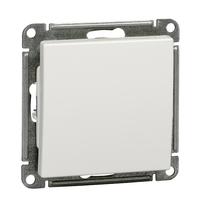 Механизм выключателя 1-кл. СП W59 10А IP20 10АХ бел. SchE VS110-154-1-86 Schneider Electric купить по оптовой цене