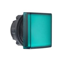ГОЛОВКА СИГН. ЛАМПЫ 22ММ КВДРАТНАЯ ZB5CV033 | Schneider Electric зел цена, купить