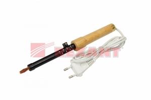 Паяльник ПД 220В 40Вт деревянная ручка ЭПСН (Россия)   12-0240 REXANT купить по оптовой цене