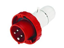 Вилка кабельная IP67 63A 2P+E 230V DIS2186333 DKC, цена, купить