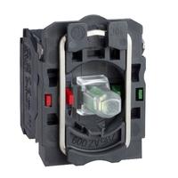 КНОПКА С ПОДСВЕТКОЙ 120В ZB5AW0G55 | Schneider Electric цена, купить