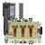 Выключатель-разъединитель ВР32У-37B71250 400А, 2 направления с д/г камерами, съемная левая/правая рукоятка EKF MAXima PROxima | uvr32-37b71250