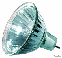 Лампа MR-16 d51 GU5.3 ГАЛОГЕН. 50Вт 38гр. 12В Camelion 3060 купить по оптовой цене