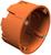 Коробка монтажная для полых стен d68мм H35мм HG 60-35 OBO 2003426 Bettermann