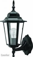 Светильник 4101 (НБУ 60Вт) 60Вт E27 IP43 улично-садовый черн. Camelion 3003 купить в Москве по низкой цене